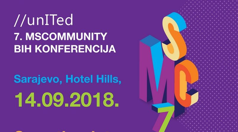 MS Community - Save the date