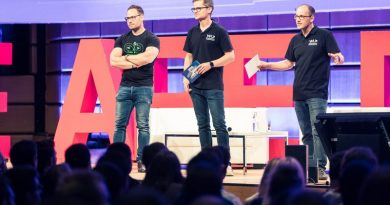 WeAreDevelopers World Congress 2018 (© Niklas Thiede)